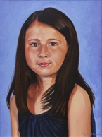 "oil on canvas 12""x16"""
