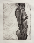 """*SOLD Monotype plate 9""""x12"""""""